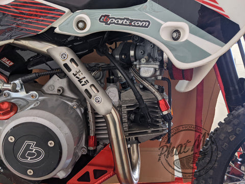 KLX110 Oil Cooler Kit