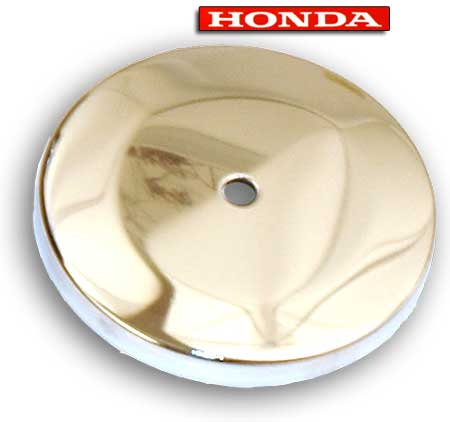 Air Filter Chrome Cap