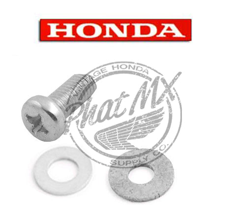 Z50 K3-79 Muffler Screws & Washers