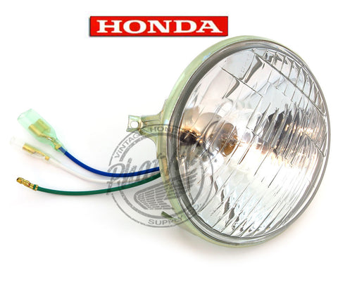 OEM Honda CT70 Headlight 72-82 +