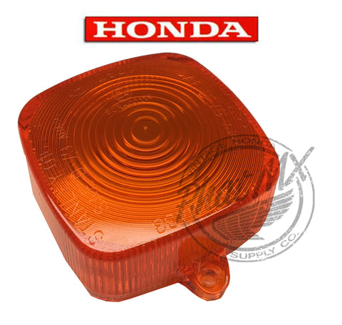 CT70 Turn Signal Lens Square