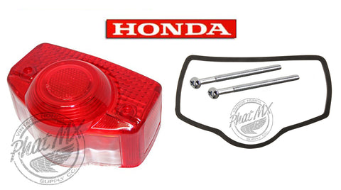 Honda CT90 Tail Light Parts