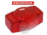OEM Honda Rectangle Tail Light Lens/ Parts K1 1972 CT70