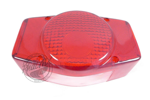Rectangle Tail Light Lens/ Parts K1 1972 CT70