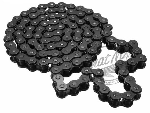 (temp sold out) Black 428 Chain