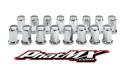 (temp sold out) ATC70 Chrome Lug Nuts