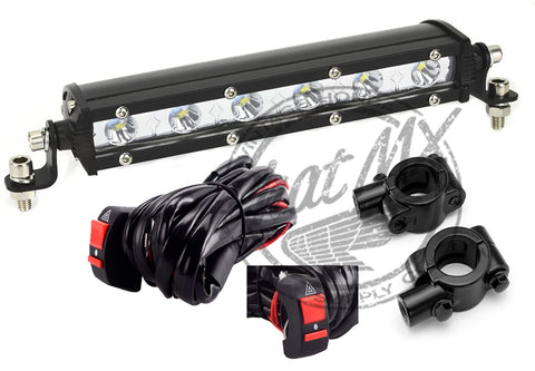 Pit Bike Light Bar Kit