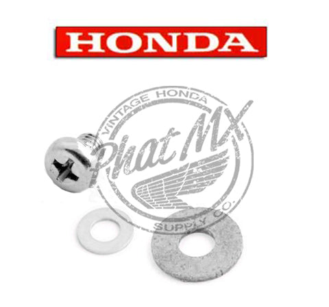 Z50 1979-87 Header Screws & Washers