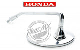 OEM Honda Chrome Mirror M8