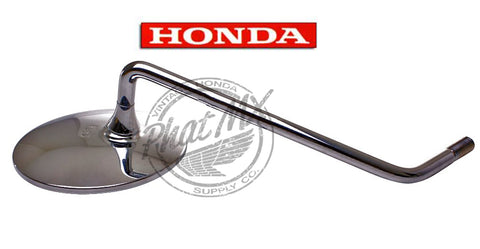 OEM Honda Chrome Mirror M10
