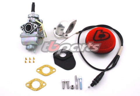 CRF110 Carb Kit +Throttle