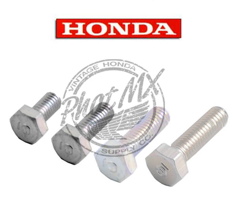 OEM Honda M6 Hex Bolts