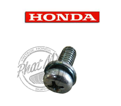 Z50R Side Number Plate Screw