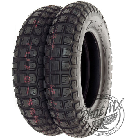 "Bridgestone 4.00 x 10"" Tire"