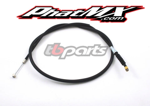 KLX110, CRF110, CRF70  Extended Front Brake Cable
