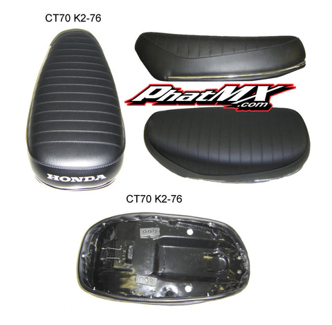 CT70 Complete Seat 73-76