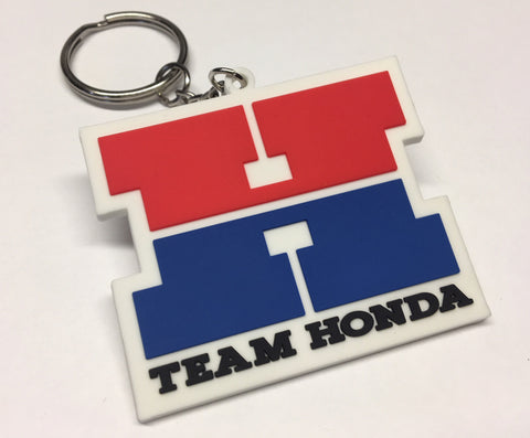 (temp sold out) Team Honda Key Chain