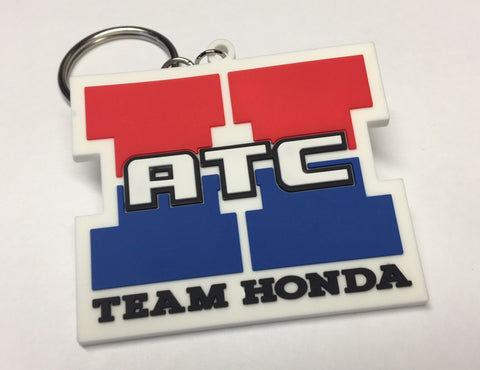Team Honda ATC Key Chain