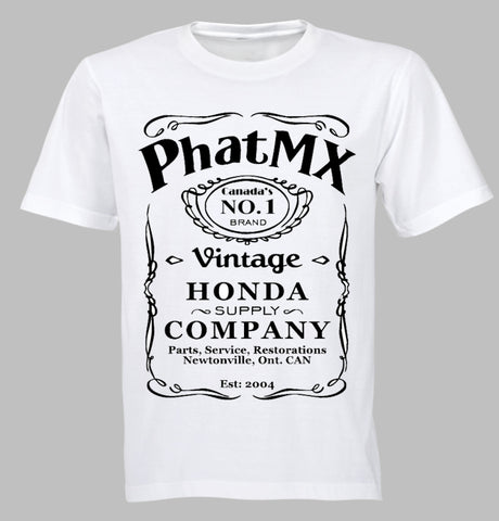 PhatMX JD T-Shirt White