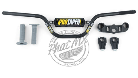 (temp SOLD OUT) Pro Taper KLX 110 Handle Bar Kit