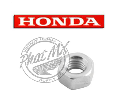 M8 Hex Nut CT70 Wheel