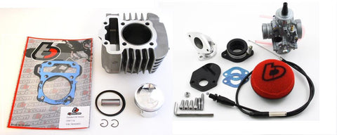 CRF110 132cc Stage 1 Kit
