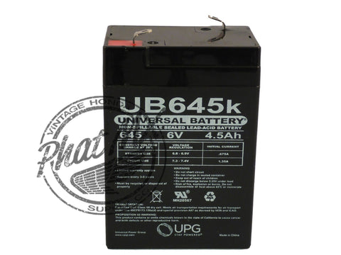 CT70 Sealed Battery