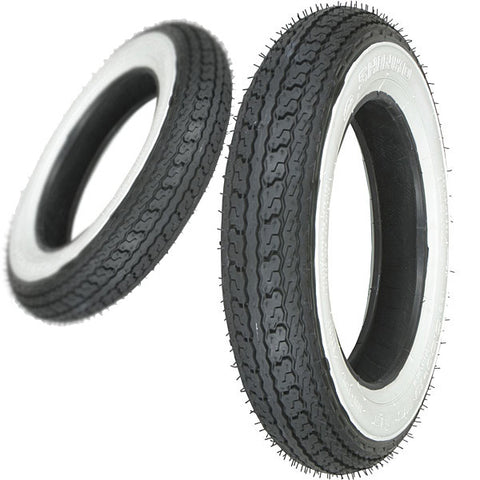 Shinko White Wall Tires