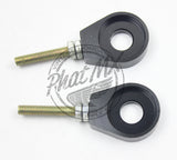 Aluminum Chain Adjuster KLX110