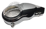 Chrome Ignition  Cover &  Points Cover Kit (temp SOLD OUT)