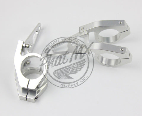 45mm CNC Headlight Brackets