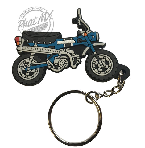 Honda CT70 Key Chain