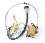 "(temp sold out) Rear Disc Brake Kit for 10"" + wheels"