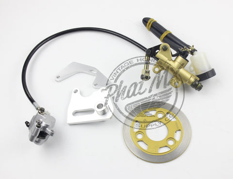 "(temp sold out) Rear Disc Brake Kit for 8"" wheels"