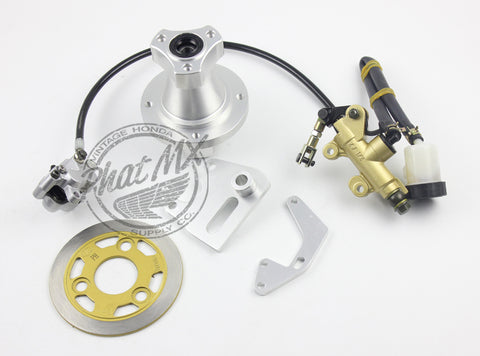 "(Temp sold out ) Rear Disc Brake Kit for 8"" wheels"