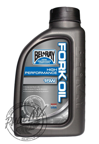 Bel-Ray Fork Oil 15W