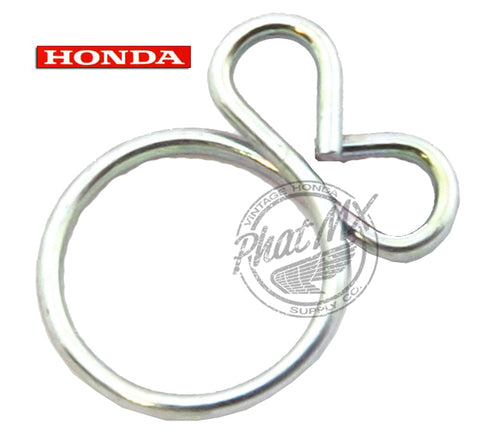 (Temp sold out) Honda Fuel Line Clip 70 -90cc