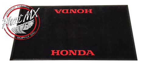 (temp sold out) PMX Honda Display Mat