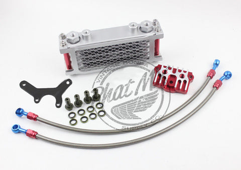 (temp SOLD OUT - eta 09-16) Privateer Oil Cooler Kit