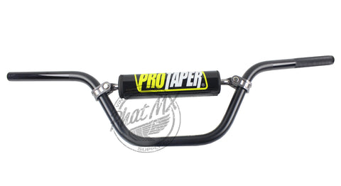 (Temp sold out- eta nov28) Pro Taper Style Bars Black