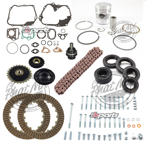 (Temp sold out) Ultimate 50cc Rebuild Kit 1982-87 Z50
