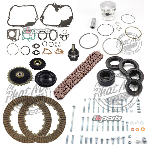 (temp SOLD out) Ultimate 70cc Rebuild Kit 1969-71 K0 CT70 ONLY