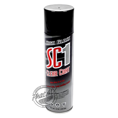 (temp sold out) SC1 High Gloss Coating