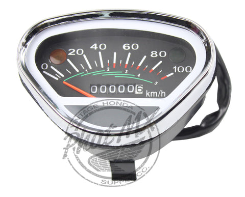 (temp SOLD OUT) CT70 Replacement Speedo 69-71