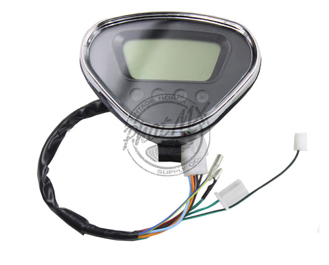 CT70 LCD 12V Speedo 69-71