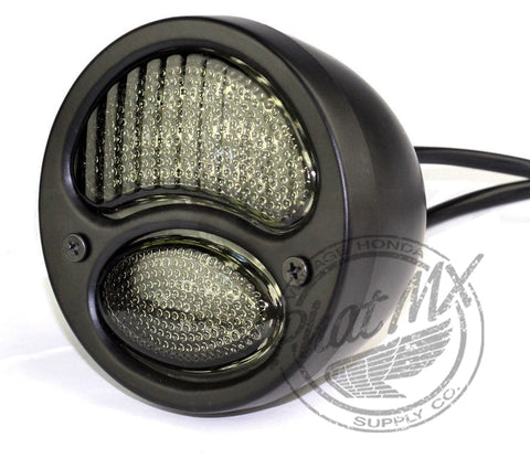 (temp SOLD OUT) L.E.D. Bobber Style Tail Light 12V