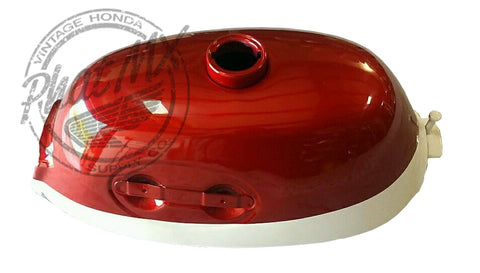 (temp sold out) Z50 Gas Tank K2