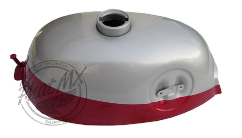 (temp sold out - only Raw in stock ) Z50 Gas Tank K1