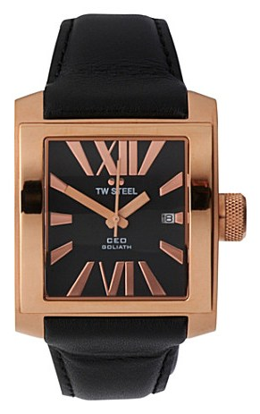 TW Steel CEO Goliath Rose-Gold Watch CE3010