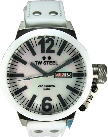 TW STEEL CEO CANTEEN 50M MOP Watch CE1038